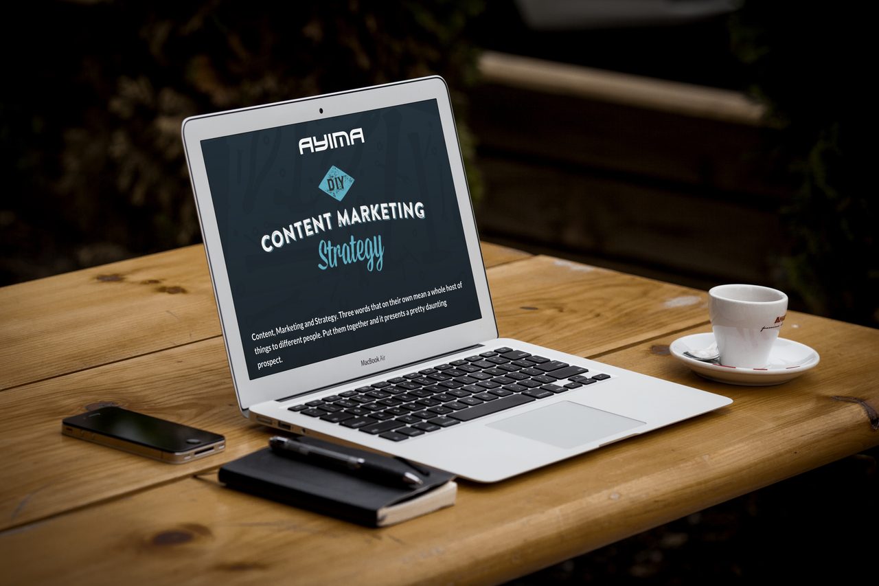 DIY Content Marketing Strategy Course