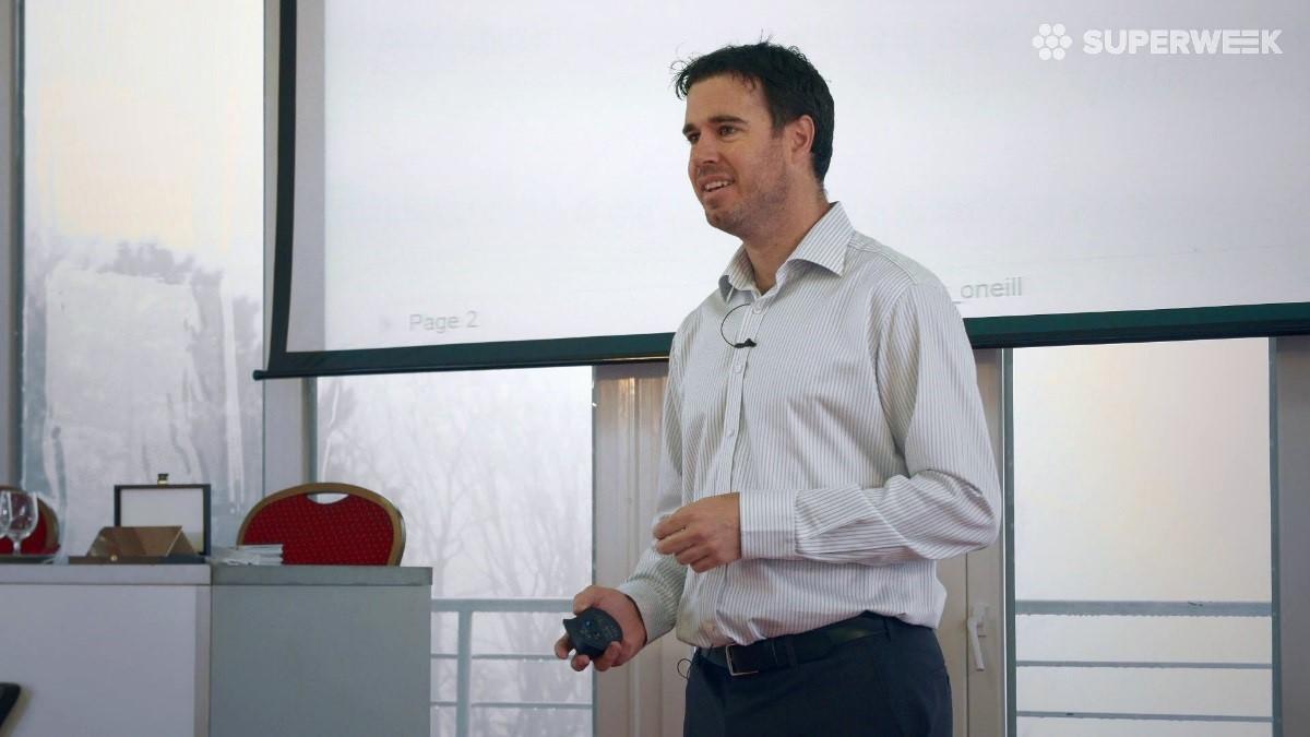 Peter O'Neill L3 Analytics