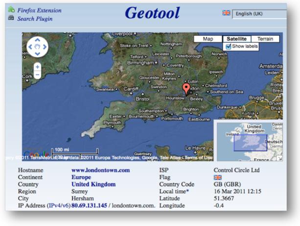Geotool